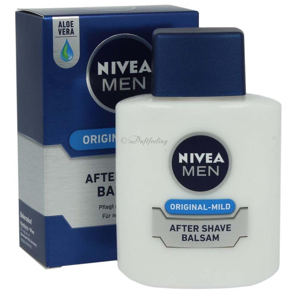 Nivea After Shave Balsam Original Mild 100 ml