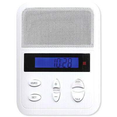 IST I2000 Intercom Room Station, White (I2000R)