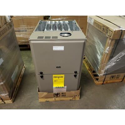 YORK TM8X100C20MP11 100,000 BTU ECM GAS FURNACE, 80% CFM:200