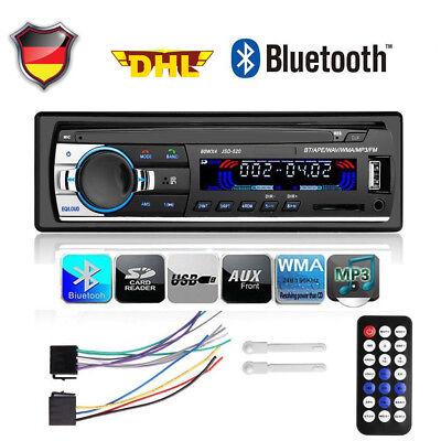 Radio Stereo Dash (1 Din In-dash Auto Radio Stereo USB/SD Bluetooth FM AUX-IN LCD MP3 Player DHL)