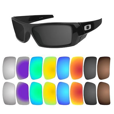 Polarized Replacement Lenses for Oakley Gascan Sunglasses - Multiple Options - Gas Can Replacement Lenses