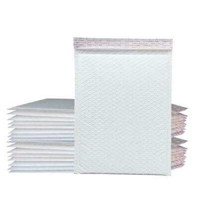 Shipping Bubble Mailers Poly Mailing Padded Envelopes Any Size 76 - 250 Bags