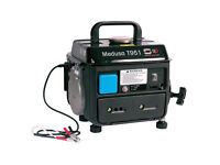 SIP Medusa T951 750w 2-Stroke Petrol Generator. New