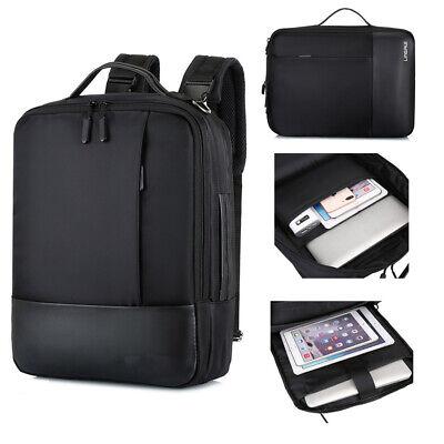 15''  Zoll Notebooktasche Laptop Tasche Rucksack Kuriertasche Handtasche Herren
