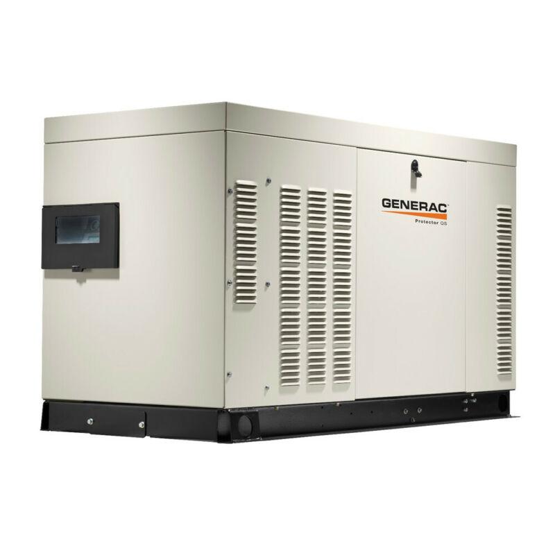 Generac Protector 27/25kW LP/Gas Alum Auto Standby Generator RG02724ANAX New