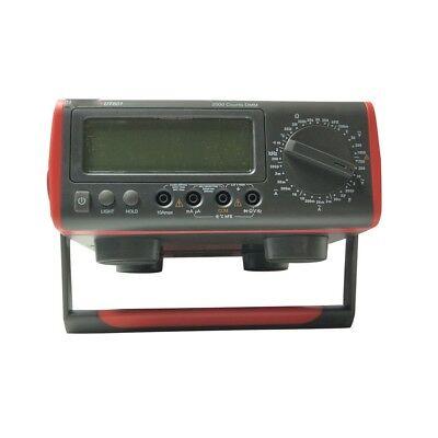 Ut801 Bench Type Digital Multimeter Thermometer Lcd Display Data Hold