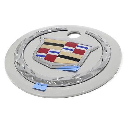 - OEM NEW Rear Liftgate Tailgate Hatch Emblem Crest & Wreathe Escalade 19301322