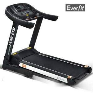 Electric Auto Incline Treadmill Home Gym Exercise Fitness Equip