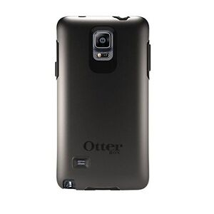 new arrivals 0cd78 1799a OTTERBOX Samsung Galaxy Note 4 Case Symmetry Series Black