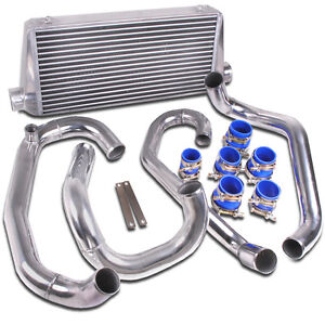 SUBARU IMPREZA CLASSIC GC8 1997-2001 TURBO FRONT MOUNT ALLOY INTERCOOLER KIT TF