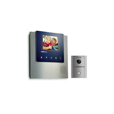 "COMMAX CAV-43U 4.3"" LCD Color Video Door Phone Door Camera Intercom Hands Free"