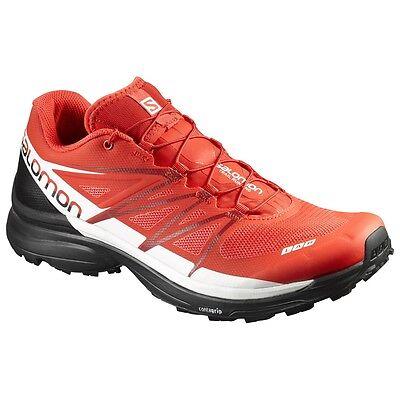 Salomon S-Lab Wings 8 Trail Running Shoe (Men s US9 77aa9078ffc