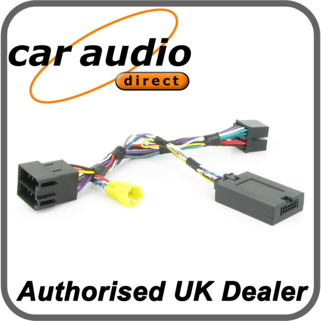 Connects2 CTSRN005.2 Renault Clio Megane Steering Stalk Control CanBus Adaptor