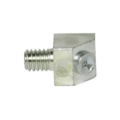 M4 x 0,7 [10 Stück] DIN 3405 D2 Trichterschmiernippel Stahl verzinkt