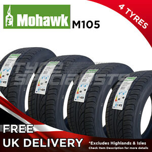 4x New 225 45 17 Mohawk M105 94w Xl Tyre 225 45r17 4 Tyres Made By Hankook Ebay