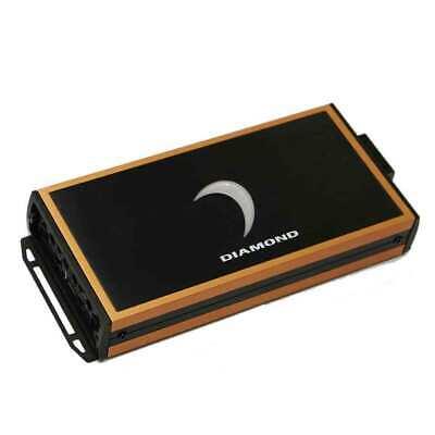 DIAMOND AUDIO® MICRO82U 600W RMS MICRO8U-SERIES 2-CHANNEL CLASS-D AMPLIFIER AMP, usado comprar usado  Enviando para Brazil