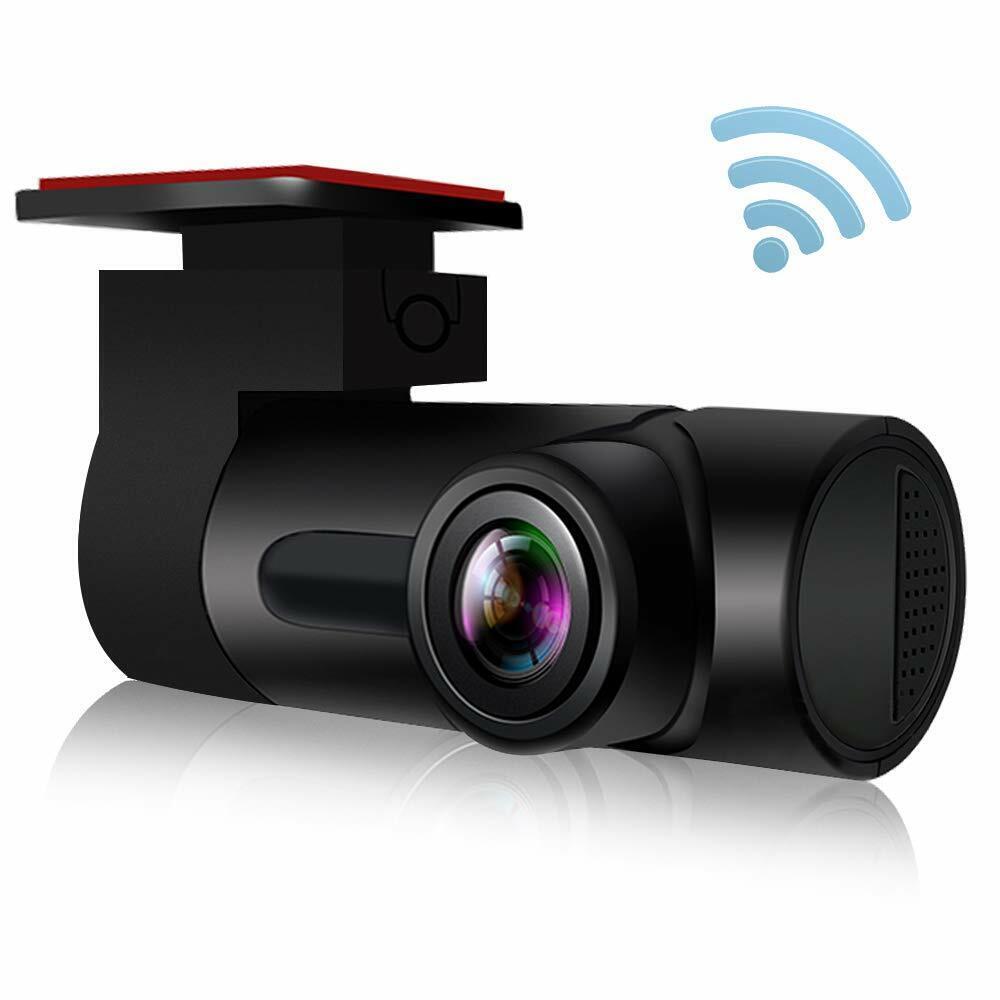 Dash Cam 1080P Full HD Car DVR and Night Vision Dashboard Ca