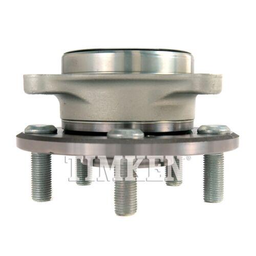 Wheel Bearing And Hub Assembly-AWD Front Timken HA590147