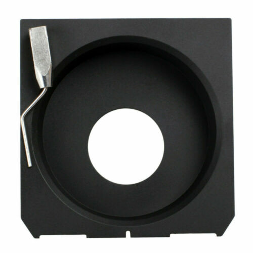 1x 21mm Copal#0 Recessed Lens Board Linhof Technika Wista Chamonix ShenHao Toko