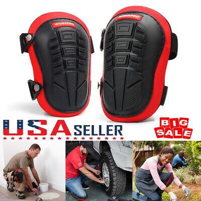 WORKPRO Knee Pads for Work, Construction, Gardening, Flooring, Carpentry, Garage