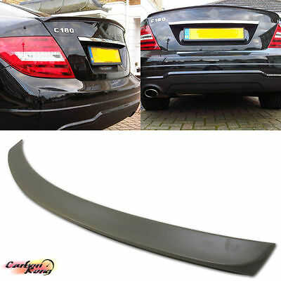 Item In USA For Mercedes BENZ C-Class C204 2D Coupe Trunk Spoiler 11-14 C250
