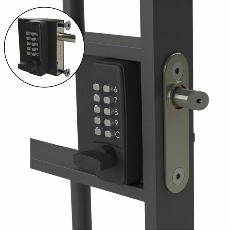 Gatemaster Digital Gate Lock Double Sided 40-60mm (DGL02)