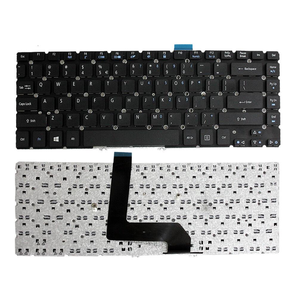 Laptop Keyboard for ACER Aspire M5-481 M5-481G M5-481PT M5-481PTG M5-481T M5-481TG V5-471 V5-471G V5-471P V5-471PG EC-470G NO Frame Arabia AR with Backlit