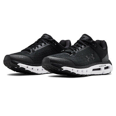 Under Armour Womens HOVR Infinite Running Shoes Trainers Sneakers - Black Sports