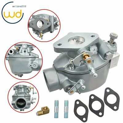 312954 Tsx765 Carburetor With Gaskets For Ford Tractor 501 681 701 Free