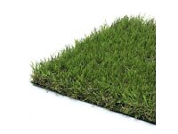 8 x 1 meter roll of artificial grass - NOW SOLD