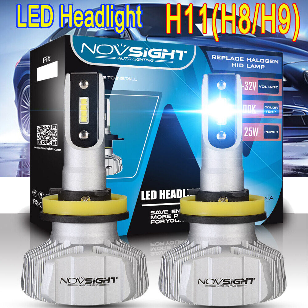 sainchargny.com Auto & Motorrad: Teile Lampen & LED Novsight H1 ...