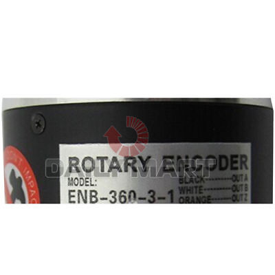 New Autonics Enb-360-3-1 Absolute Incremental Rotary Encoder In Box