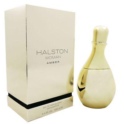 Halston Woman Amber 100 ml Eau de Parfum EDP - Ambre Eau De Parfum