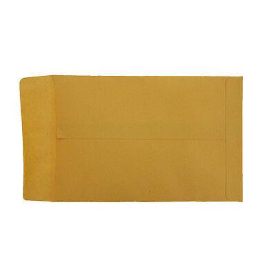 2000 4.25 X 6.5 Manila Kraft Mailing Envelopes Mailer Free Shipping