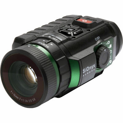 SiOnyx Aurora IR Night Vision Camera with Compass, GPS and Accelerometer