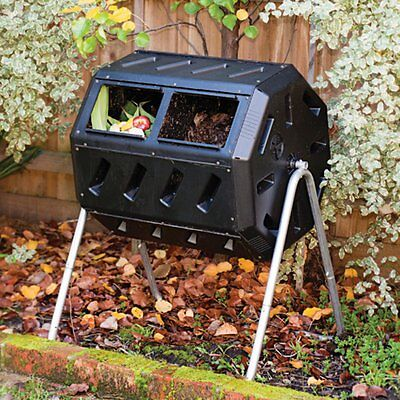 Forest City Yimby Compost Tumbler with Two ...