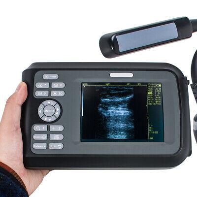 Digital Portable Ultrasound Scanner Ultrasonic Machineconvex Convex For Animal