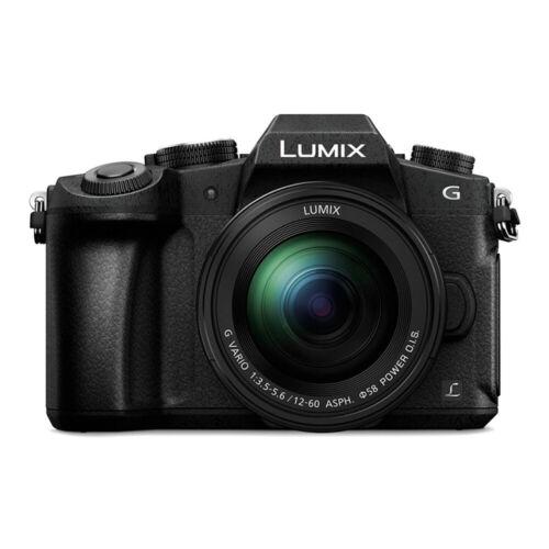 PANASONIC LUMIX G85 4K Mirrorless Camera, with 12-60mm Power