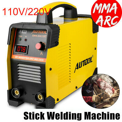 Arc Inverter Welder Igbt Dc Mma Stick Welder Electric Welding Machine 110v 160a