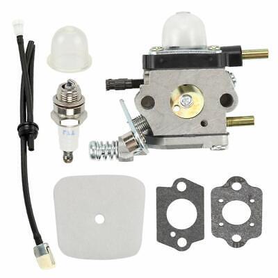 Carburetor Carb For Zama C1U-K54A Mantis Tiller 7222 Echo 12520013123/Fuel Line