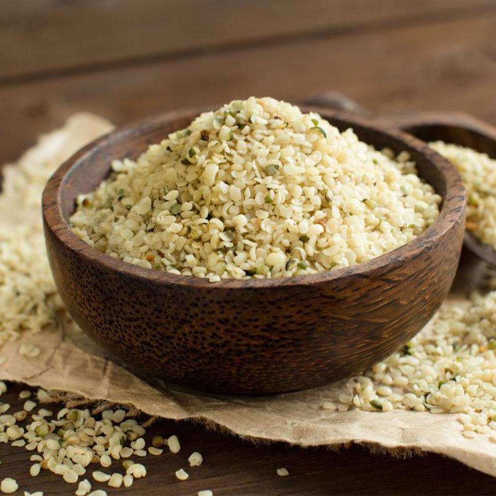 Hanfsamen geschält Hanf Samen vegan nährstoffreich Premium Qualität 1kg