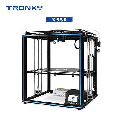TRONXY Large Pulley 3D Printer X5SA DIY Auto Level Filament 330*330*400mm 24V US