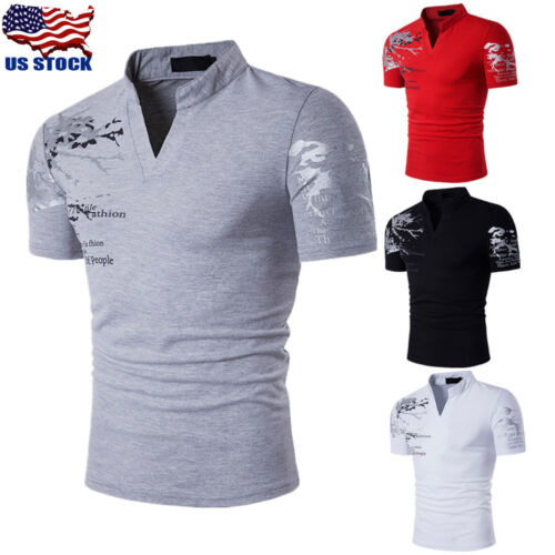 stylish men s tee shirt slim fit