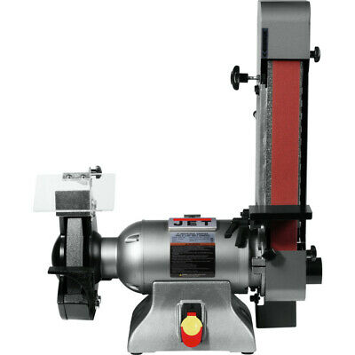 Jet 578248 Ibgb-248 8 In. Industrial Grinder 2 X 48 In. Belt Sander New