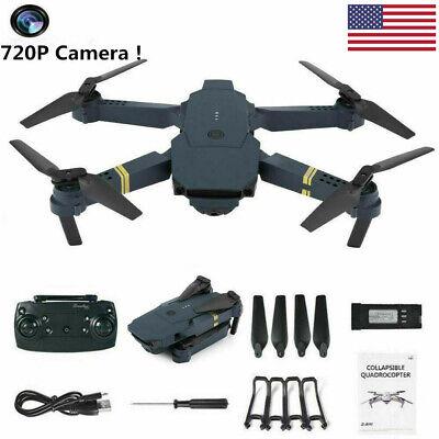 Drone x pro 2.4G Selfi WIFI FPV w/ 720P HD Camera Foldable RC Quadcopter Gift
