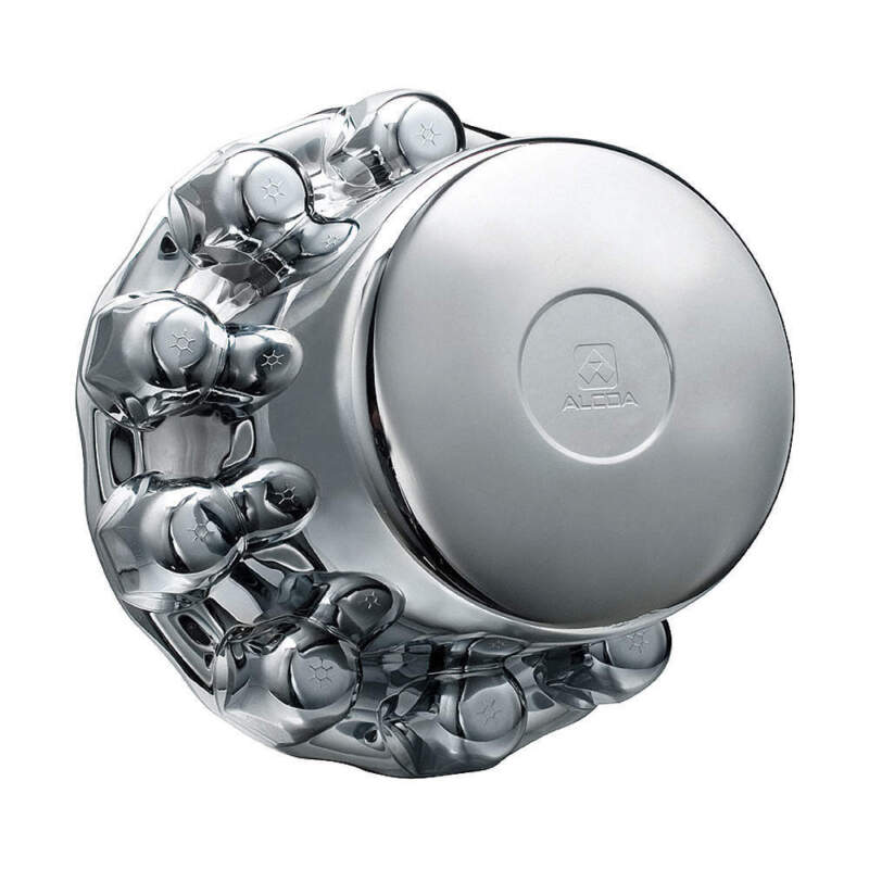 Rear Hub Cover,33mm,Chrome 087100B