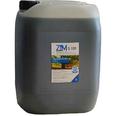 Bio Kettenöl 20L Z&M S100 für Benzin / Elektro
