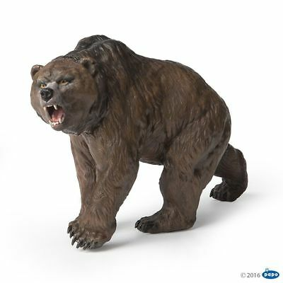 CAVE BEAR Dinosaur # 55066 ~New for 2017 ~ FREE SHIP/USA w/ $25.+ Papo