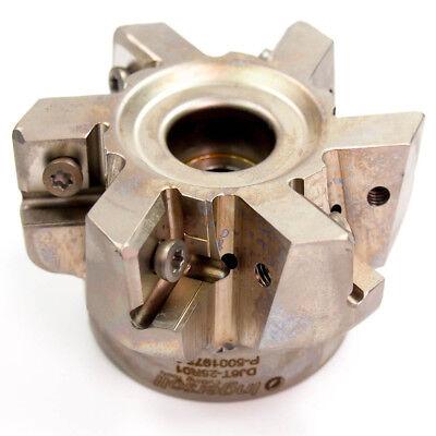 Ingersoll 3029301 90 Indexable Face Mill 2.500 Cut Dia. 6-flute Dj6t-25r01