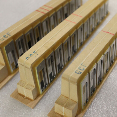 Hohner Reed Blocks for Panther, Corona or Similar Accordions in GCF - Sol